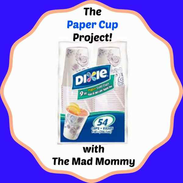 The Paper Cup Project!