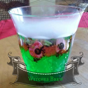 Witches Brew With The Kids In The Kitchen!