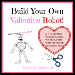 Build Your Own Valentine Robot!