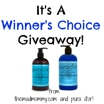 pura d'or giveaway themadmommy.cim