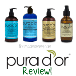Pura d'or Shampoo With Argan Oil!