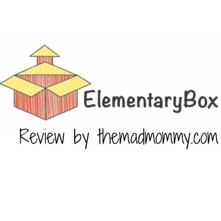 elementary box review themadmommy.com