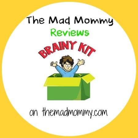 brainy kit review themadmommy.com