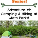 Summer Adventure Series: Camping & Hiking at State Parks!