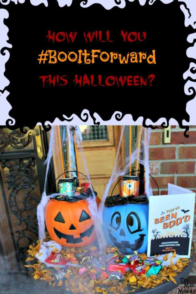 How will you #BOOItForward this Halloween? Come find out how we did! #ad #CollectiveBias