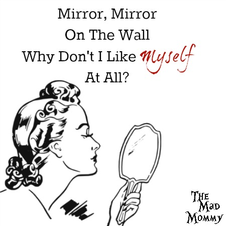 What do you see when you look in the mirror? #FinishTheSentenceFriday