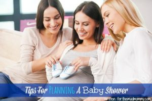 Tips For Planning a Baby Shower