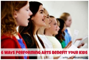 6 Ways Performing Arts Benefit Your Kids