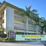 Staying At The Best Western Plus Orange County North