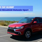 Get Out On That Highway In The 2016 Mitsubishi Outlander Sport