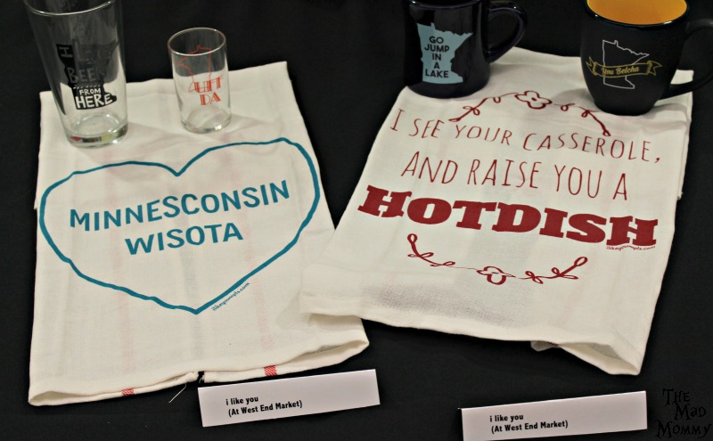 Locally made items by Minnesota artists featured and sold at the Minnesota State Fair!