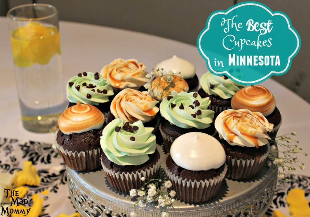 Amy's Cupcake Shoppe makes the BEST Cupcakes in Minnesota!