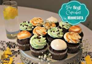 The Best Cupcakes In Minnesota!