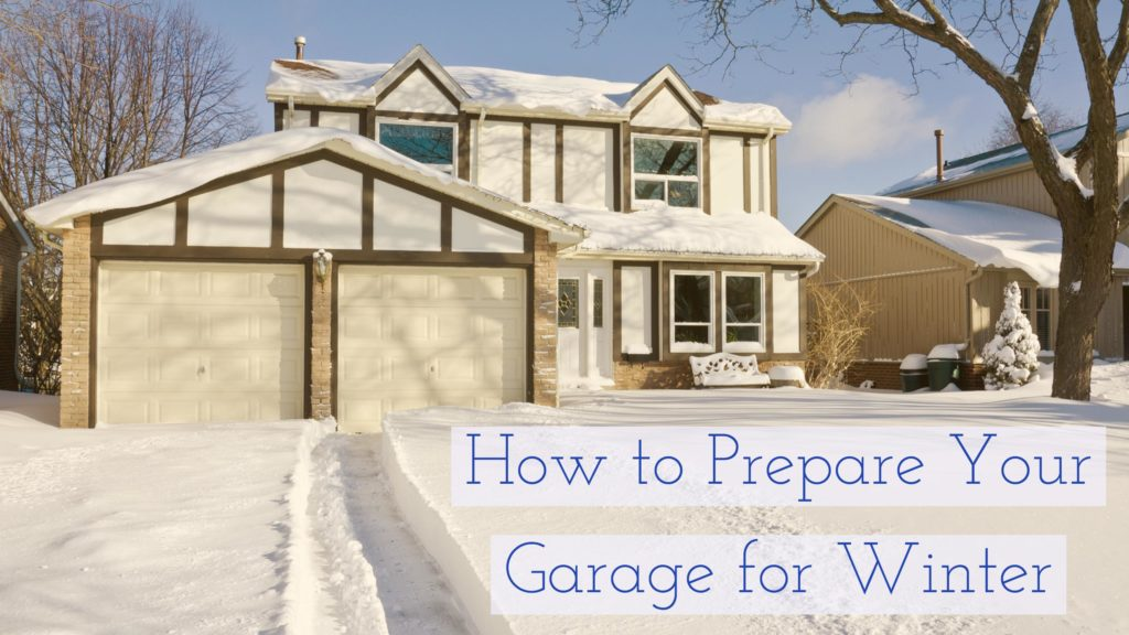 With the weather getting colder and winter approaching fast it is important that you prepare your car's home for the coming cold, wet weather. With the help of Sears Garage Doors, here are some tips to help you winter-proof your garage.