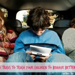 Top Tips and Tricks to Teach Your Children to Behave Better in the Car