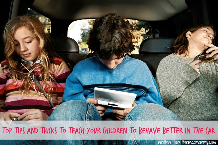 The truth of the matter is that if parents and caregivers teach young children the right way to behave as passengers, the likelier they are to adopt safe driving skills when they're old enough -and mature enough- to get a driving license of their own. To that happy end, we are pleased to present the following tips and tricks for teaching youngsters proper behaviour while motoring.