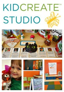 Art For Kids at KidCreate Studio!