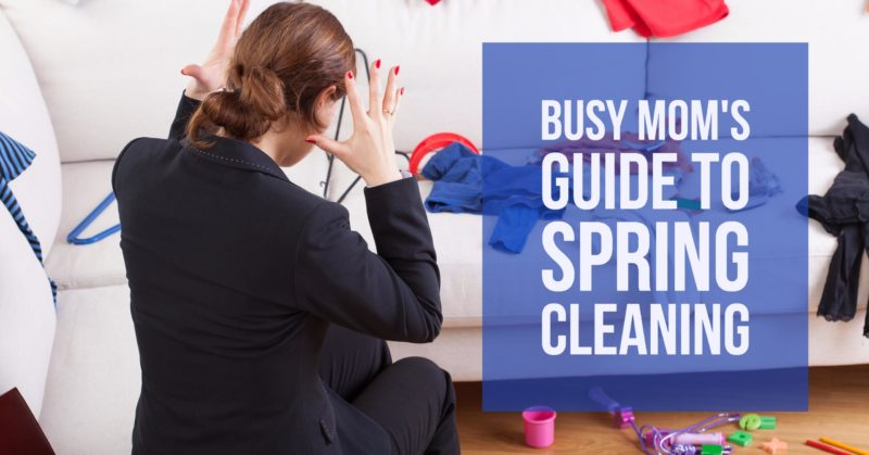 This guide to spring cleaning will skip the deep cleaning, and go straight for the visible parts of your home. With the help from Sears Clean, Here is basic to-do list to get your home in ship-shape with a limited amount of time.