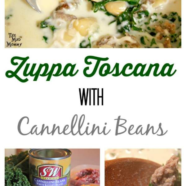 Zuppa Toscana with Cannellini Beans