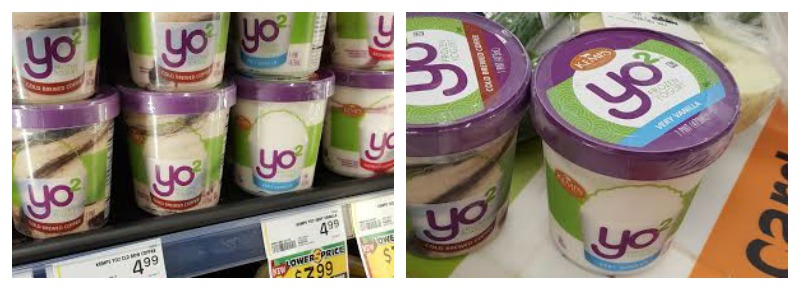 Grabbing my delicious Kemp's Yo² with my $1.00 off coupon at my local Coborn's Grocery! #sponsored #Yo2 #ItsTheCows