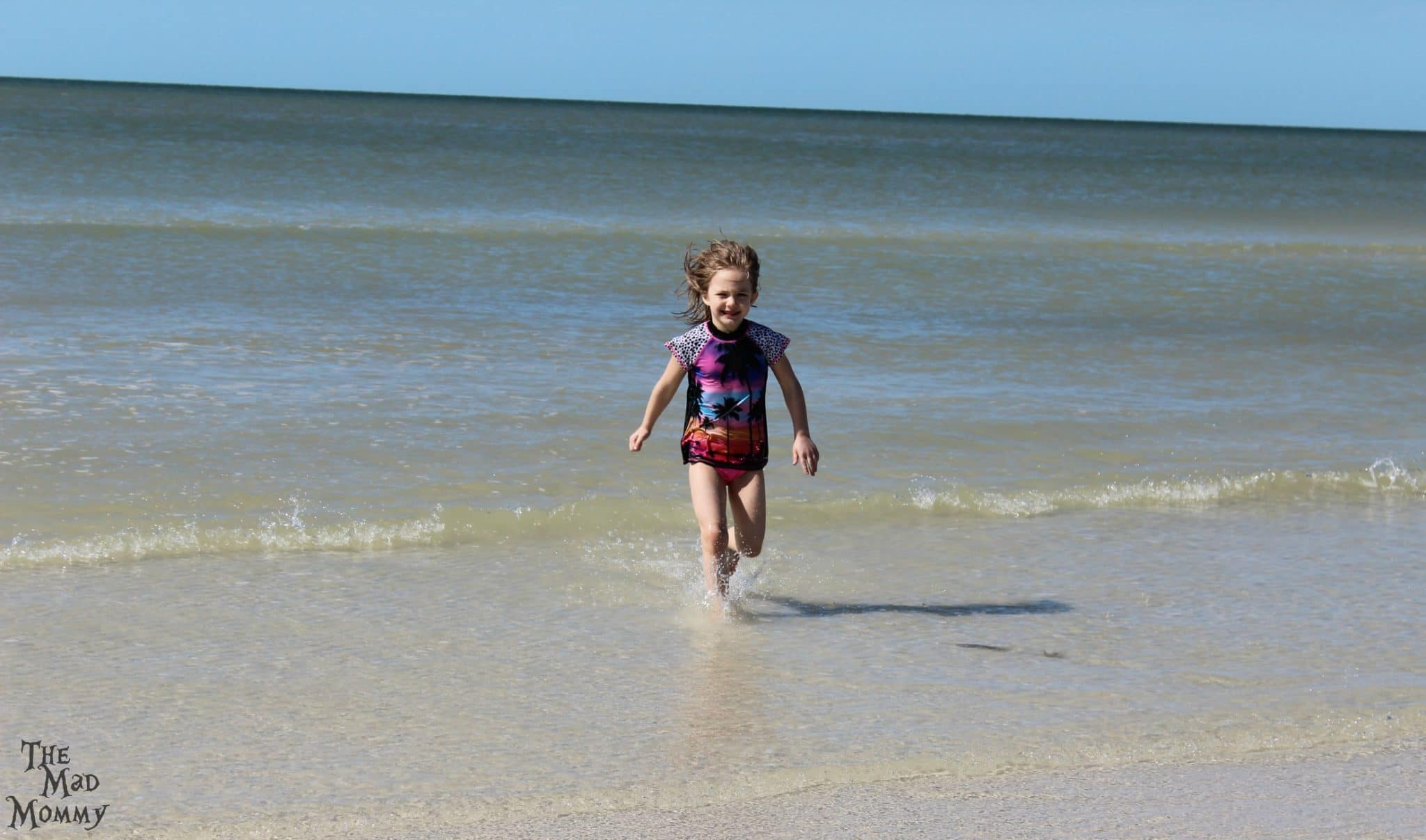 My kids had such and amazing time experiencing the ocean and shelling in Fort Myers Beach, Florida!