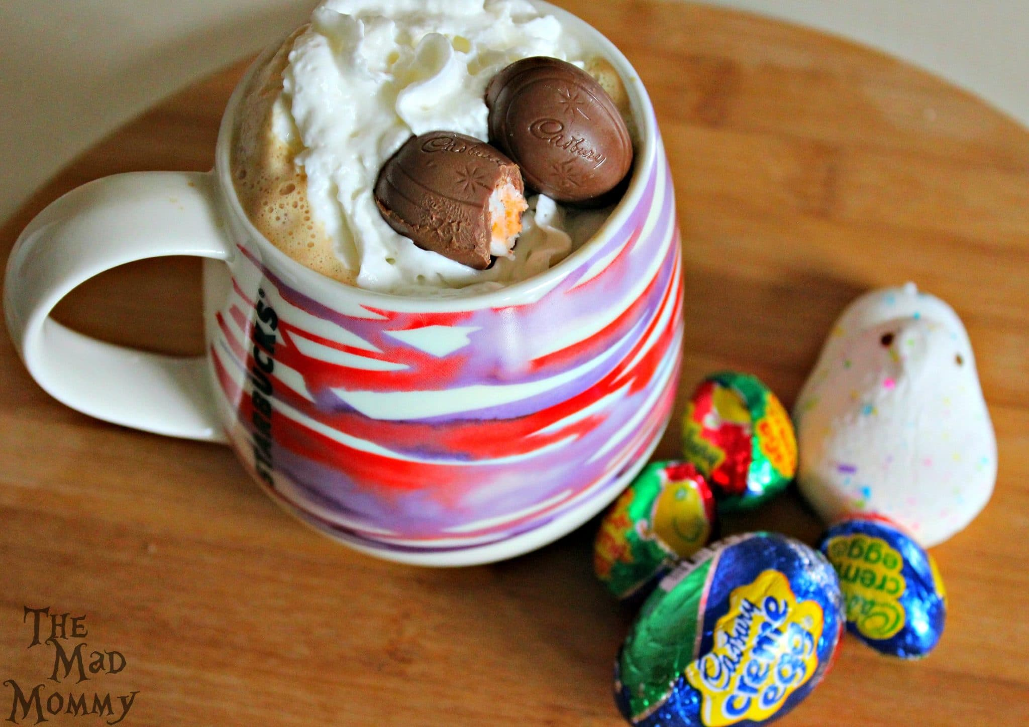 Enjoy and savor this rich and decadent Cadbury Creme Egg Recipe!