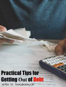 Practical Tips for Getting Out of Debt