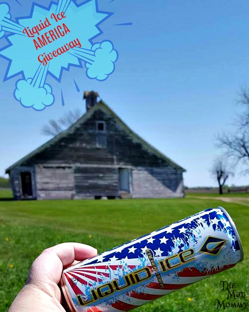 Liquid Ice America: The Limited Edition Can! Same sweet and refreshing taste as the original blue. Just sporting a new outfit!