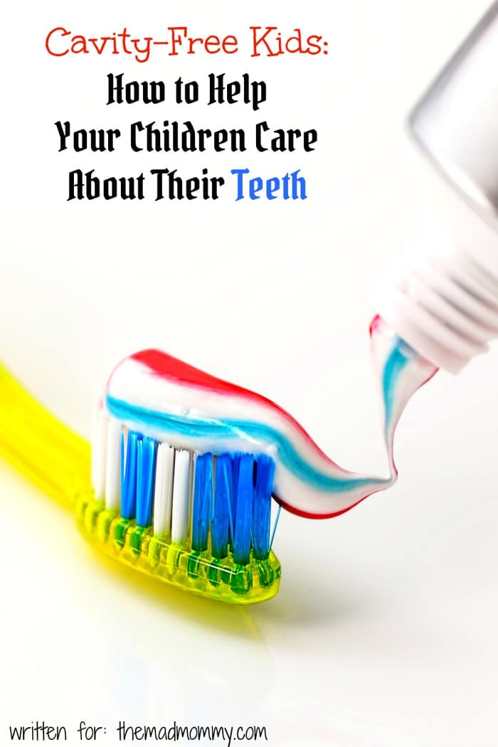 At the moment, most experts are calling the rise of tooth decay an epidemic among young children. This is the reason it is important to encourage kids to worry about their teeth, and the following tips should help.