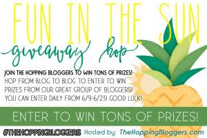 The Fun In The Sun Giveaway Hop
