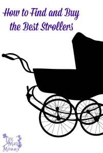 How to Find and Buy the Best Strollers