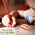 How to Help Your Child Enjoy Their Studies
