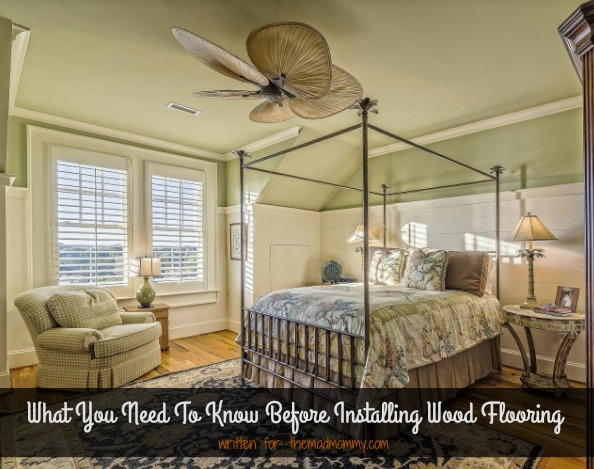 What You Need To Know Before Installing Wood Flooring