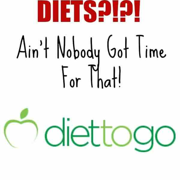 Everyone Wants To Diet, Nobody Has The Time…