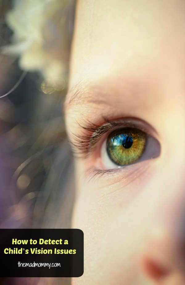 How to Detect a Child's Vision Issues
