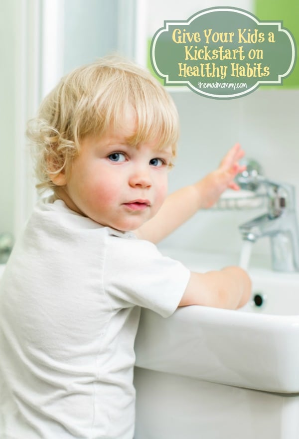 We do have the unique opportunity to influence our children for good and help them develop healthy habits at a young age, while they live at home and we have at least some say in what they do.