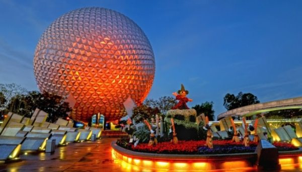 Things to do at Disney World Kid-Free