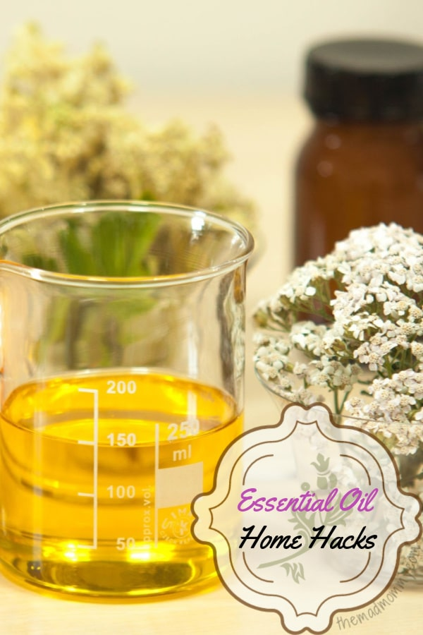 The true appeal of essential oils is that their uses abound far and wide—from holistic health to essential oil home hacks that you can take advantage of every day. The same oil that helps soothe your cough can freshen your load of laundry, or help disinfect your microwave.