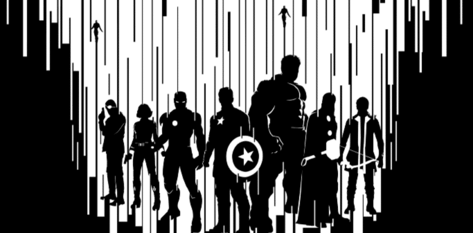 Through many movies and even more battles, the Avengers prove again and again, that anyone can protect their world. This is how the Avengers show that anyone can be a hero, even if you don't have any superhero powers!