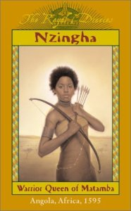 Nzingha Warrior Queen of Matamba by Patricia McKissack