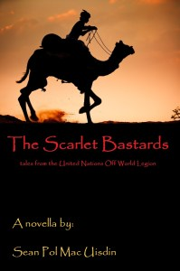 The Scarlet Bastards by Sean P. Mac Uisdin