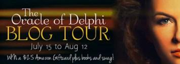 Oracle of Delphi Blog Tour