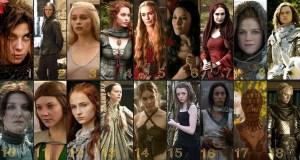 Women of Westeros