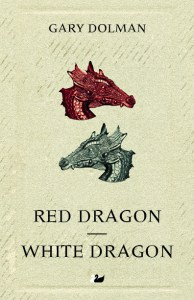 Red Dragon White Dragon by Gary Dolman