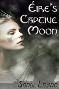 Éire's Captive Moon by Sandi Layne