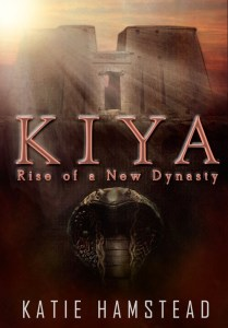 Kiya; Rise of a New Dynasty by Katie Hamstead
