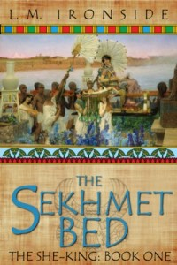 The Sekhmet Bed by L. M. Ironside