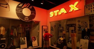Museum of Rock and Soul in Memphis