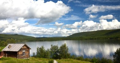 Finland: Utsjoki and the Far North