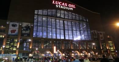 Where to stay and eat in Indianapolis for the Big Ten Championship Game